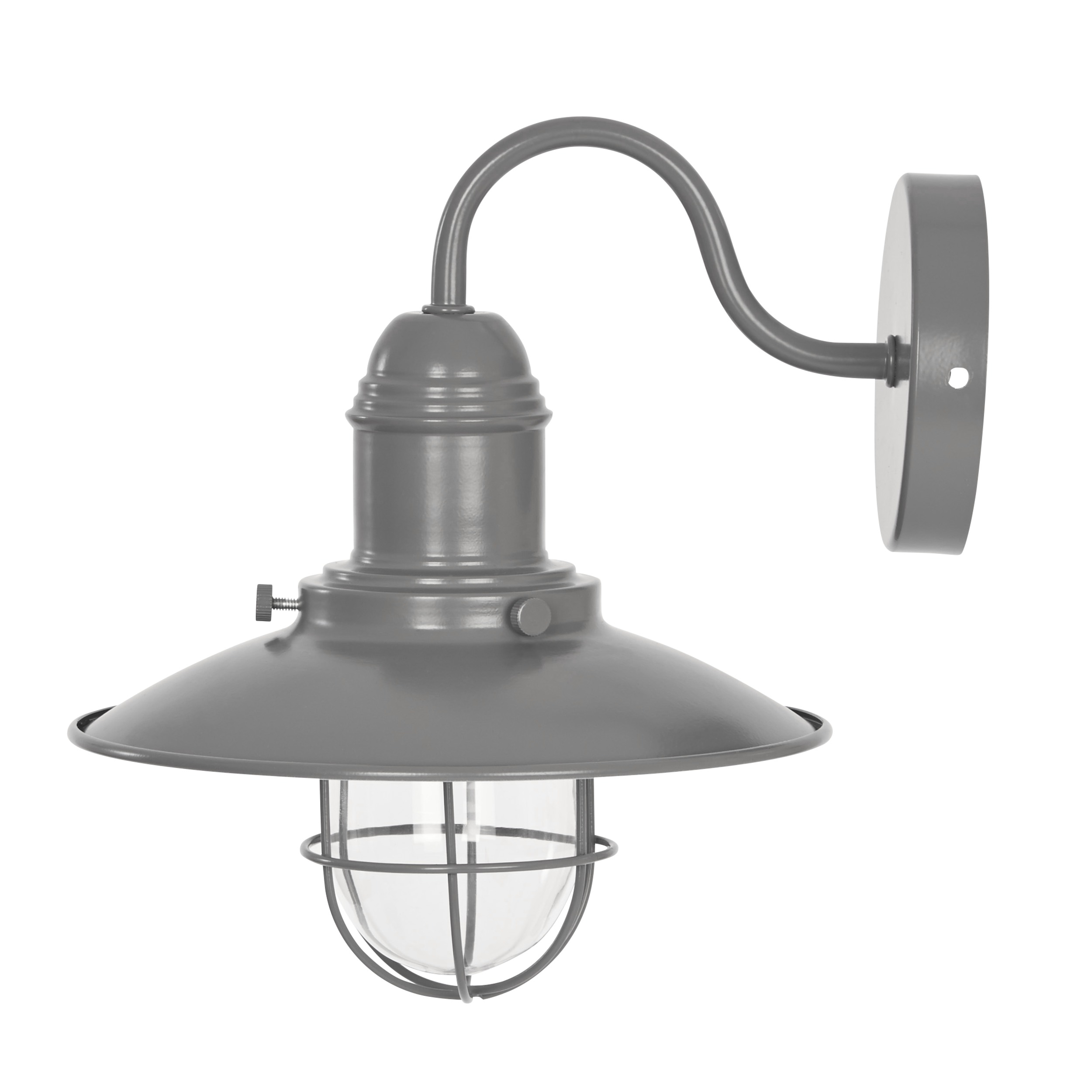 Barn Light Charcoal: LAURA ASHLEY
